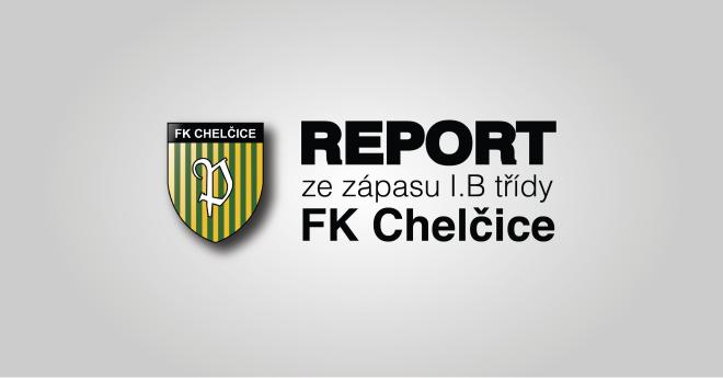 Vposledním zápase sezóny prohrály Chelčice ve Čkyni